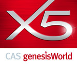 New x5 version of CAS genesisWorld setting new standards in mobile working and data quality